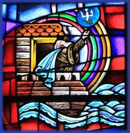 Noahs-Ark-Great-Flood-Rainbow
