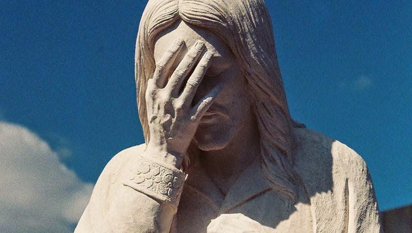 Hasil gambar untuk Making Jesus Facepalm