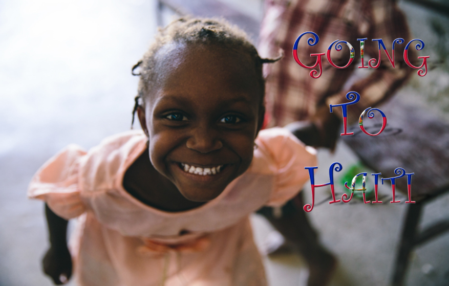 Going To Haiti Graphic